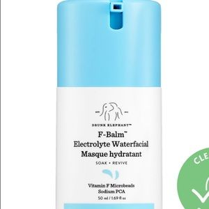 DRUNK ELEPHANT F BALM WATER FACIAL MASK
